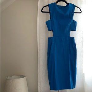 Super cute ASOS cutout dress